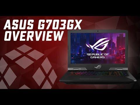 ASUS ROG G703GX-XB96K | Ultimate Laptops