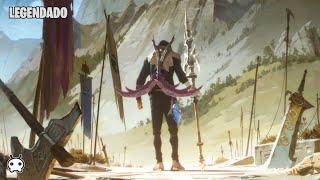 RISE (ASCENDA) | Mundial 2018 - League of Legends |  (de: The Glitch Mob, Mako, and The Word Alive)