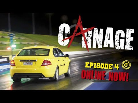 CARNAGE Episode 4: Turbo Taxi - Part 4