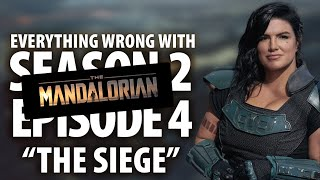 """Everything Wrong With The Mandalorian """"The Siege"""""""