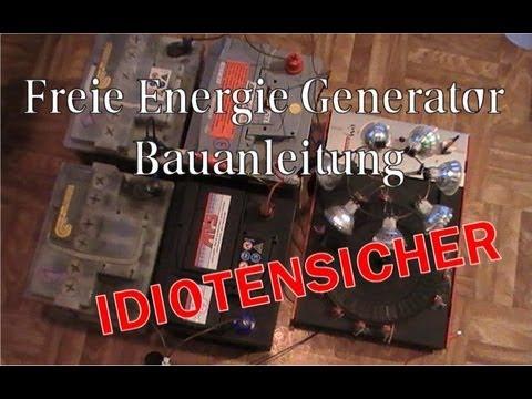 Idiotensichere freie Energie Anleitung - Der Saarswitch