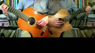 Wonderwall - Oasis (Guitar duo)