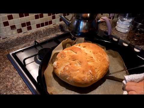 Evde Tuzsuz Ekmek Tarifi Nasıl Yapılır