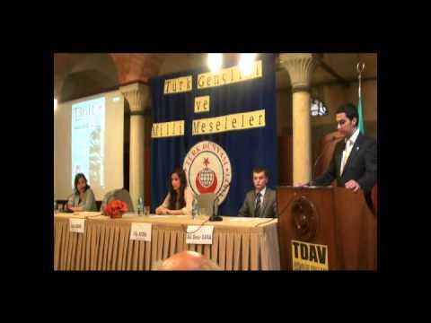 Özgü AŞKIN - Türk Gençliği ve Milli Meseleler Açık Oturum Konuşması