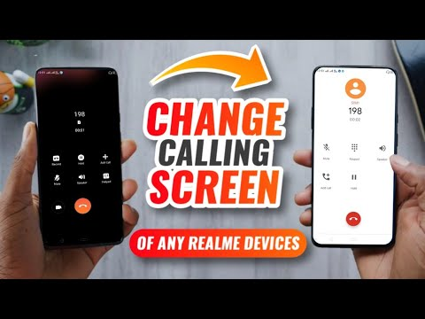 Change Calling Screen of Realme 2 Pro or Any Android Without Root 😍😍
