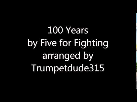 100 Years Five for Fighting Piano Solo