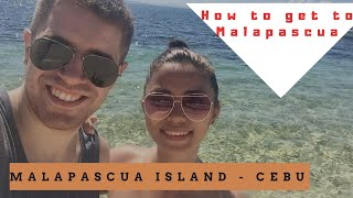 VLOG #19 |WE WENT TO CEBU!! | How to get to MALAPASCUA ISLAND | | Italian Filipina Relationship