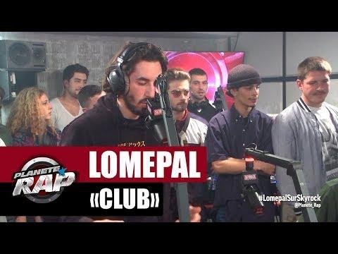 Lomepal 'Club' version acoustique #PlanèteRap