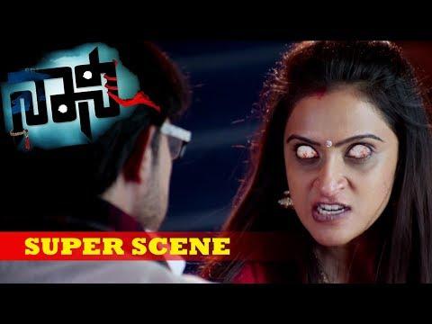 Kannada Scenes | Priyanka Rao Attacks Manish Kannada Scenes | Naani Kannada Movie