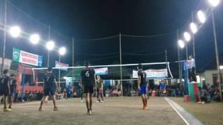 Turnamen bola voly wetih cup ke 9 2017 RAMDANI SEJATI VS GMC