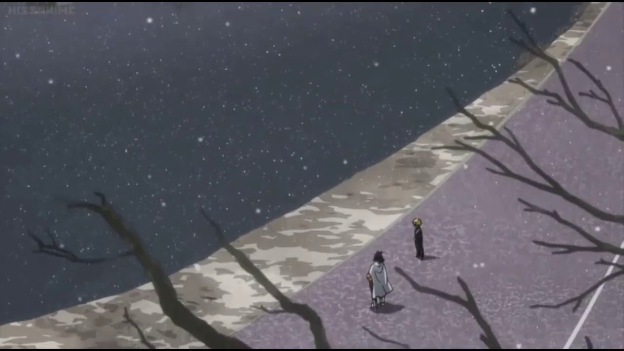 All Nana Shimura Scenes (Dub)