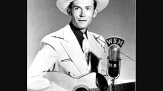 Hank Williams Sr - Lonely Tombs (Full)