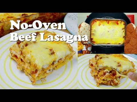 Beef Lasagna Recipe ! No Oven Beef Lasagna ! Easy Beef Lasagna ! Stove top lasagna