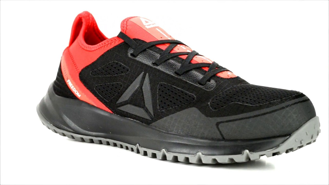 Men's Reebok Slip-On Steel Toe All