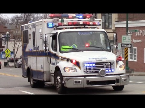 Ambulance Responding Compilation Part 3