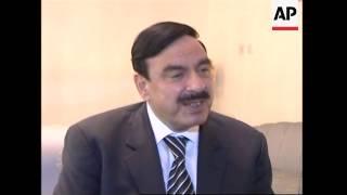 Pakistan information minister comments on Zardari