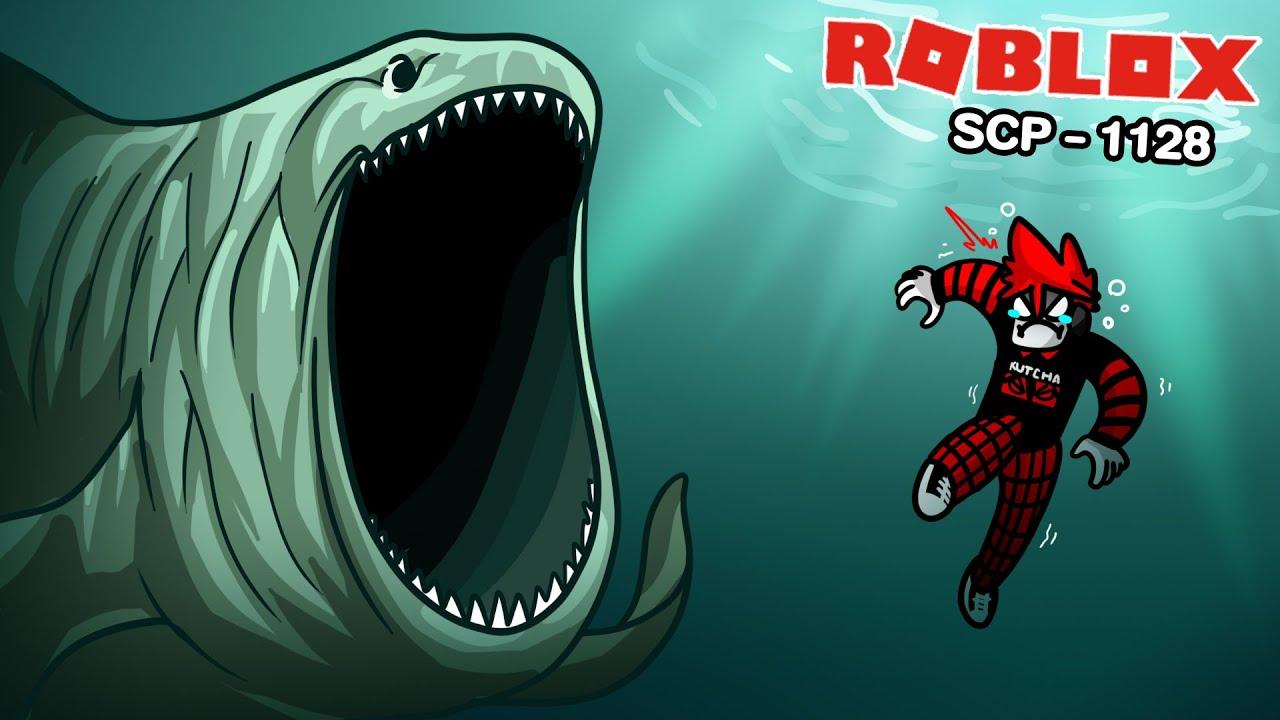 Download Roblox : SCP 1128 The Aquatic Horror สัตว์ประหลาดที่เป็นฝันร้ายของท้องทะเล !!!