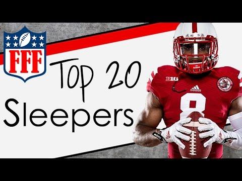 2015 Fantasy Football Top 20 Sleepers