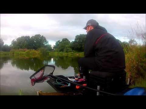 Carp fishing @ Llay Res 22 08 2016