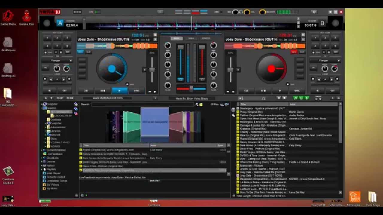 CUSTOM BAIXAR 2013 VIRTUAL SKINS DJ SKIN SERATO