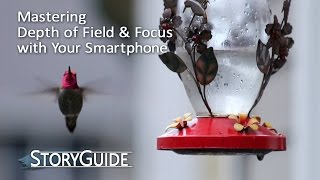 Touch to Focus Your Smartphone - Using Depth of Field to Capture Great Shots