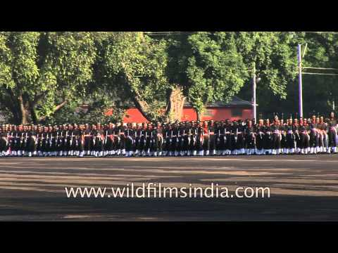 Left Right Left: Indian Military Academy marches on