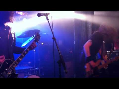 Black Spiders Live @ Salzhaus Winterthur am 07.12.2011
