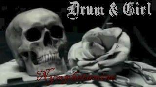 Drum & Girl   Nymphetamine Cradle of Filth (Drum Cover)