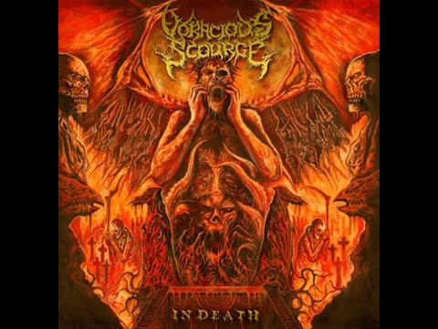 "VORACIOUS SCOURGE  feat. Sinister/ex-SUFFOCATION/ex-Pestilence members new album ""In Death"""