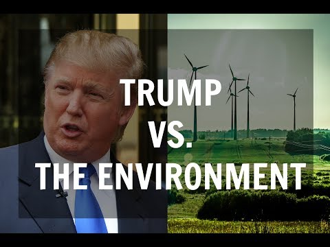 Trump Vs. The Environment