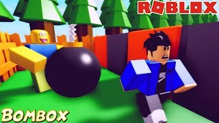 THIS IS MY NEW ROBLOX GAME [Bombox]