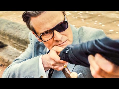 Thumbnail: KINGSMAN 2 Red Band Trailer #2 (2017) The Golden Circle