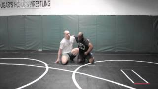 Learn Wrestling - Whizzer Position