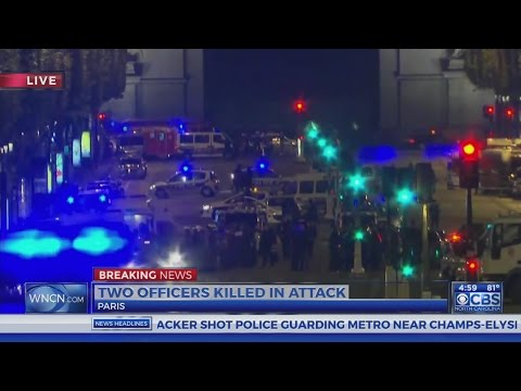 Terror investigation opened in Paris attack