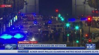 Terror investigation opened in Paris attack