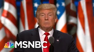 Donald Trump Said If Clinton Won In 2016 She'd Face Unending Investigations | The 11th Hour | MSNBC
