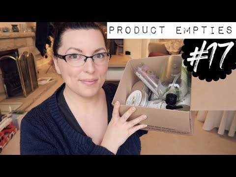 Product Empties #17 - here's some stuff i've been using | Down to Earth Beauty | Fun | WavyKate