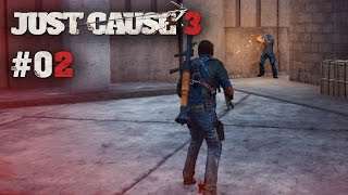 Just Cause 3 #02 ★ Verwirrung pur + Friendly Fire ★ Let's Play Just Cause 3 Deutsch [1080p] [60FPS]
