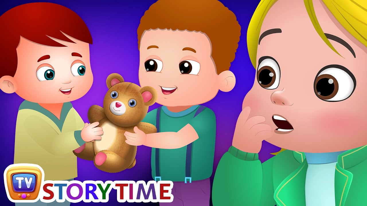 Cussly Learns to be Happy - ChuChu TV Storytime Good Habits Bedtime Stories for Kids