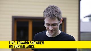 Live Q&A: Edward Snowden