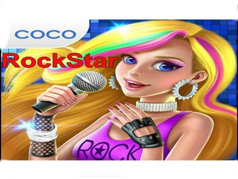 Music Idol Coco Rock Star Android. Gameplay. Part 2.