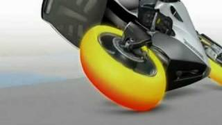 How Bridgestone's MotoGP tyres work