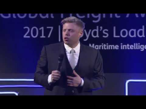 Global Freight Awards 2017 highlights