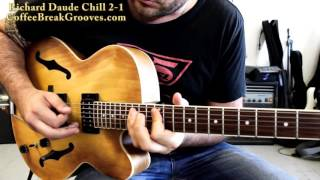 very cool guitar jam with 3 guitars richard daude with cbg jam tracks