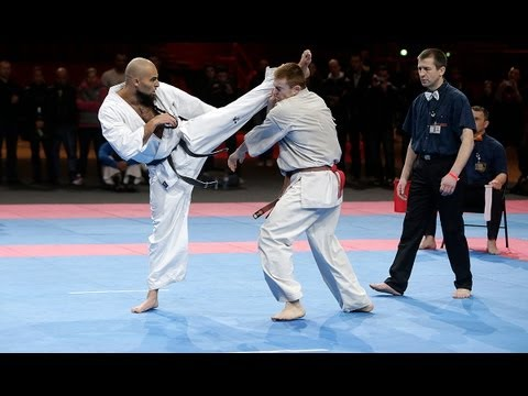 International Kyokushin Challenge : Audric DROGOUL (France)