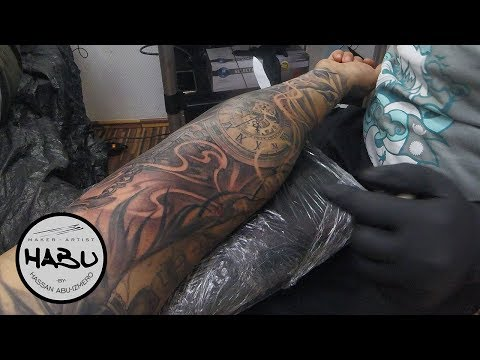 Full Sleeve Tattoo Pt.2