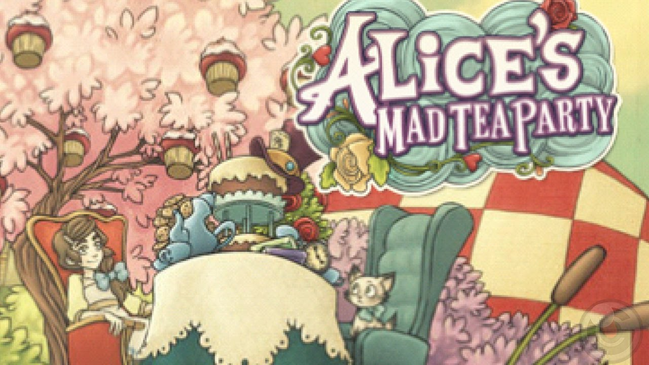 Videoautomaten Alice & The Mad Tea Party