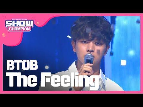 Show Champion EP.275 BTOB - The Feeling