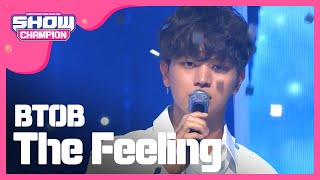 [Show Champion] 비투비 - The Feeling (BTOB - The Feeling) l EP.275