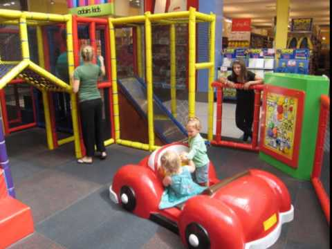 Southland Shopping Centre Playground, Nepean Hwy, Cheltenham